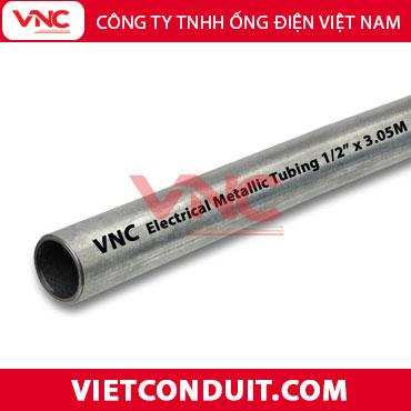 Ống thép luồn dây điện trơn Vietconduit